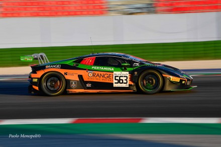 A Misano weekend strepitoso con il Blancpain GT World Challenge Europe